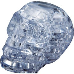 Skull 3D Crystal Puzzle