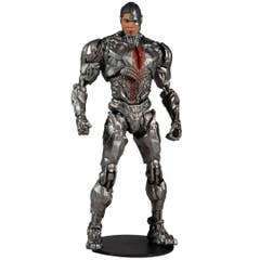 DC Justice League Cyborg 7in Scale Af Cs
