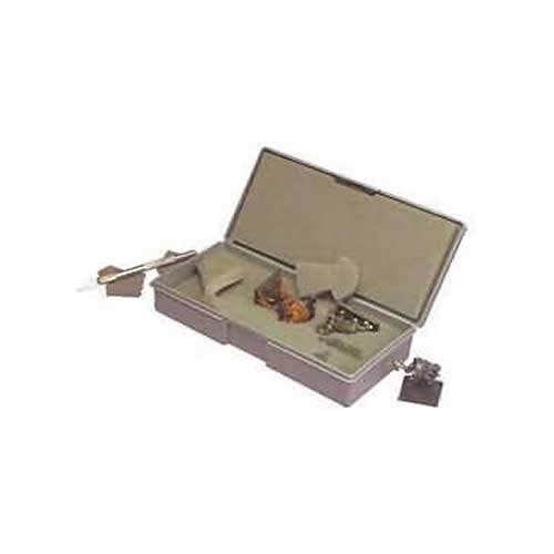 Figure Carrying Case with Three Foam Sheets