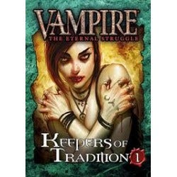 Vampire: The Eternal Struggle – Keepers of Tradition 1
