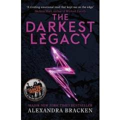 The Darkest Legacy: Book 4