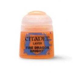 Fire Dragon Bright Layer Paint