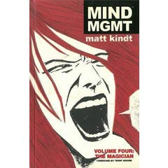 Mind Mgmt Volume 4: The Magician