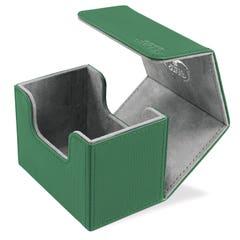 Standard Size Green XenoSkin Sidewinder Flip Deck Case (80+)