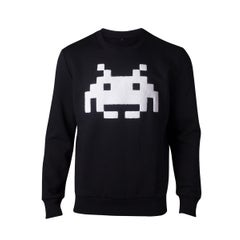 Chenille Invader Sweater (S)