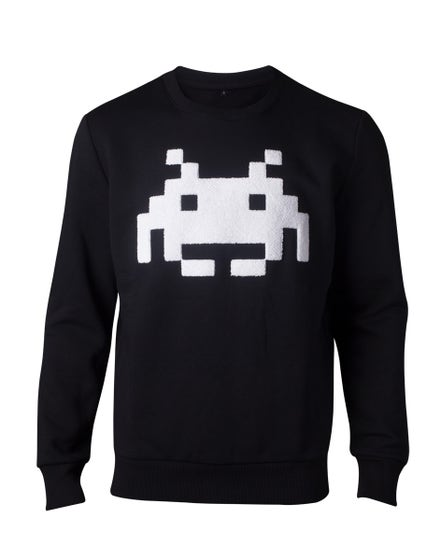 Chenille Invader Sweater (M)