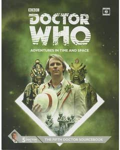 Dr Who 5th Dr Sourcebk
