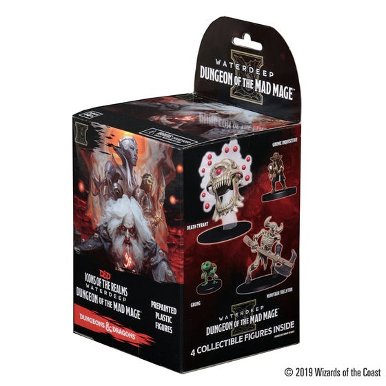 Dungeon of the Mad Mage Booster Pack