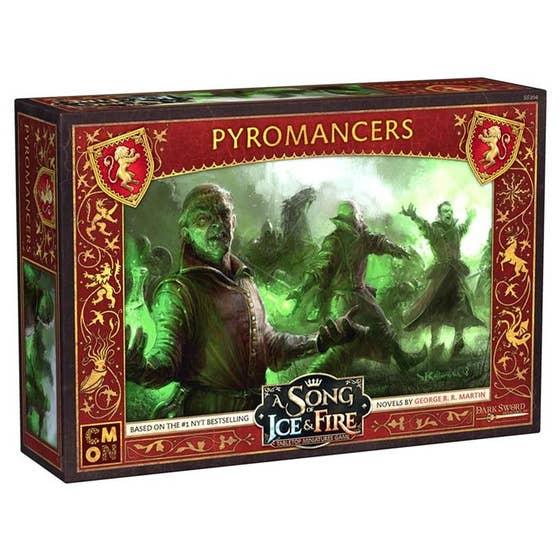 Pyromancers Expansion