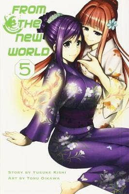 From The New World Vol. 5