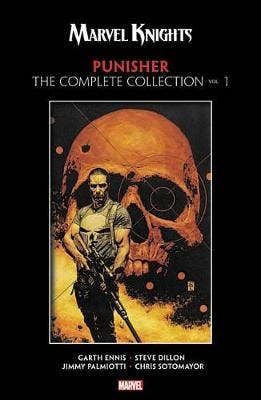Marvel Knights: Punisher By Garth Ennis - The Complete Collection Vol. 1