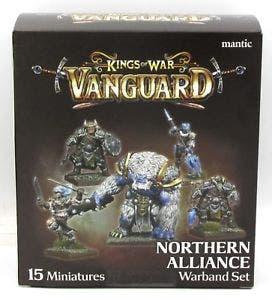 Northern Alliance Warband Set