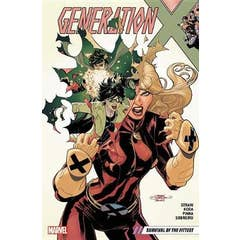 Generation X Vol. 2: Survival Of The Fittest