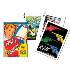 1950s Playing Cards