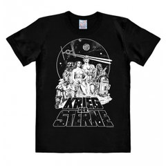 Krieg der Sterne Easyfit T-Shirt (S)