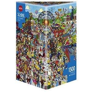 Oktoberfest Puzzle (1500)