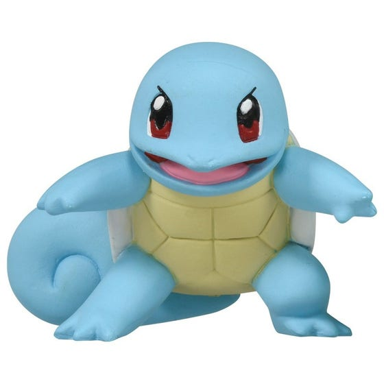 Squirtle Moncolle MS Figure