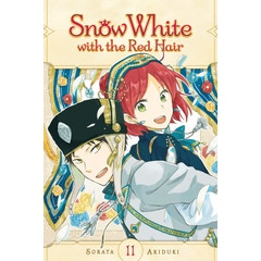 Snow White with the Red Hair, Vol. 11