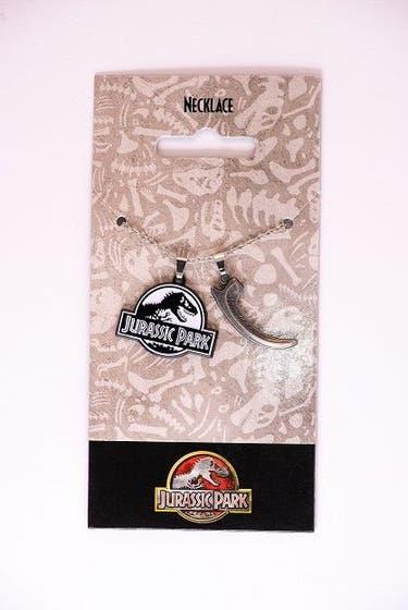 Jurassic Park Necklace