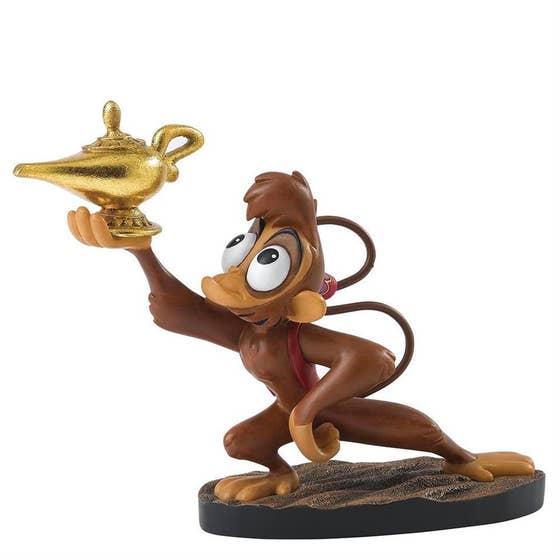 Mischievous Thief Abu Figurine 8 cm