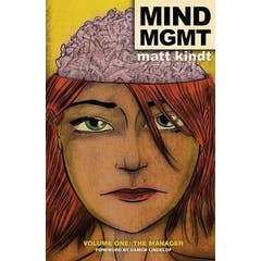 Mind Mgmt Volume 1: The Manager