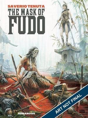 The Mask Of Fudo Book 1: Oversized Deluxe