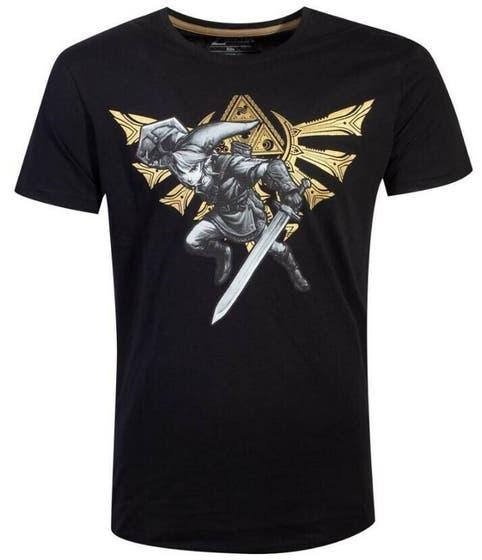 Hyrule Link T-Shirt (M)