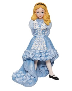 Disney Showcase Alice Couture De Force 7in Figure