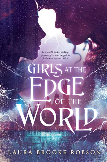 Girls at the Edge of the World HC
