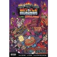 Epic Spell Wars Hijinx At Hell High Dgb