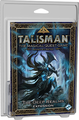 Talisman (Revised 4th Edition): The Deep Realms Expansion