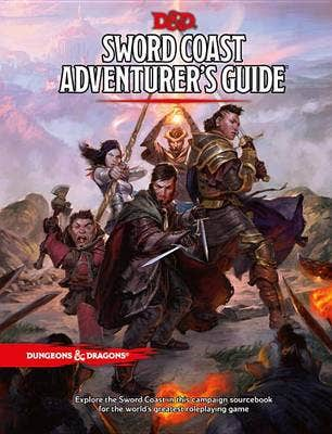 Dungeons & Dragons: Sword Coast Adventurer's Guide: Sourcebook for Players and Dungeon Masters