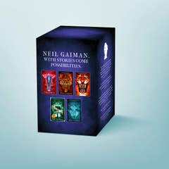 The Neil Gaiman Collection: five iconic novels by one of the world's most beloved writers
