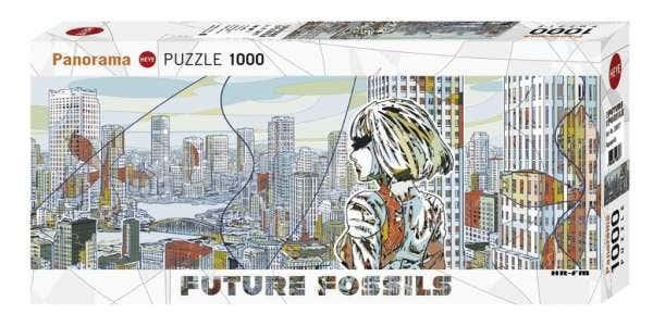 Future Fossils Aquapolis Puzzle (1000)