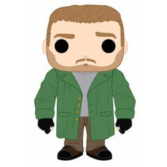 Pop Tv Umbrella Academy Luther Hargreeves Vinyl Fig