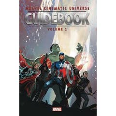 Marvel Cinematic Universe Guidebook: The Avengers Initiative