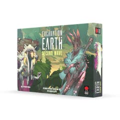 Excavation Earth Second Wave Exp.