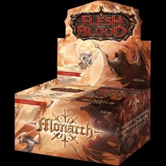 Monarch Booster Display Box (Unlimited)