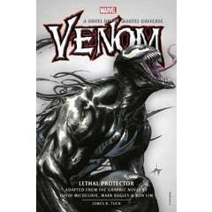 Venom: Lethal Protector Prose Novel