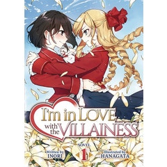 Im in Love With Villainess Vol. 01 (Novel)