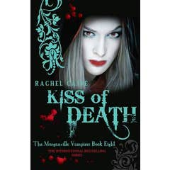 Kiss of Death: The bestselling action-packed series