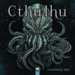 Cthulhu Art 2022 Wall Calendar