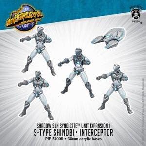 Shinobi & Interceptor