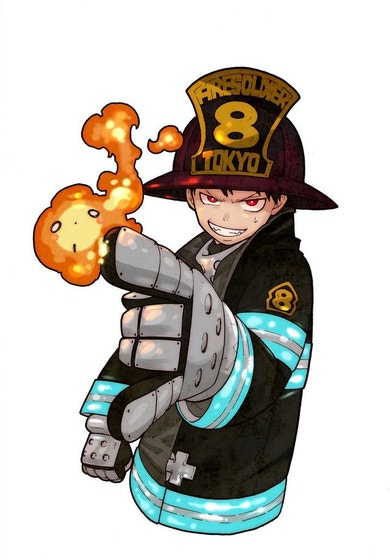 Fire Force 21