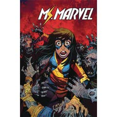 Ms. Marvel By Saladin Ahmed Vol. 2: Stormranger