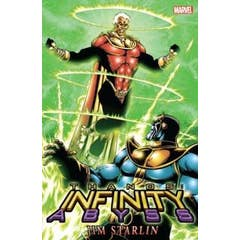 Thanos: Infinity Abyss (new Printing)