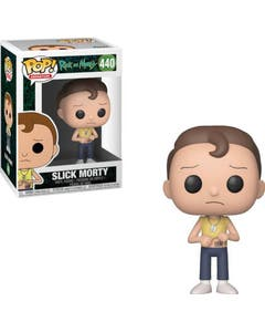 Slick Morty POP! Animation Vinyl Figure