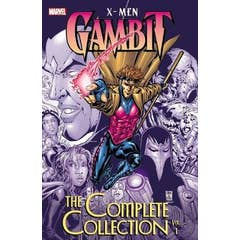 X-men: Gambit: The Complete Collection Vol. 1