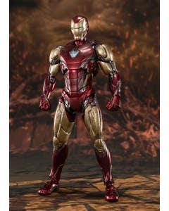 Iron Man MK 85 Final Battle S.H. Figuarts Action Figure 16 cm