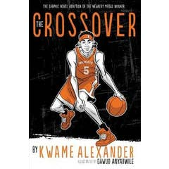 Crossover (Graphic Novel)